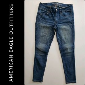 American Eagle Outfitters Flat Front Jegging Jeans